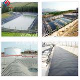 Fodere di plastica di Geomembrane del materiale di riporto del lago pond del PVC