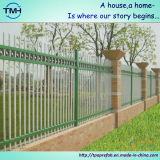 ISO аттестовал легк собранную загородку балкона цинка стальную для крытого