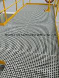 ガラス繊維の床の格子、FRPの格子、Prfvの格子