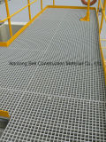 Решетка пола стеклоткани, решетка FRP, решетки Prfv