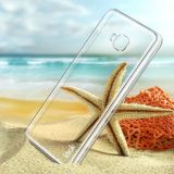 Caisses de téléphone pour la couverture arrière dure en cristal Asus Zenfone 4 Selfie PRO Zd552kl de cas