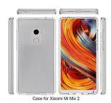 Крышка случая силикона геля TPU случая смешивания 2 Xiaomi Mi ультра тонкая прозрачная мягкая на смешивание 2 Xiaomi Mi