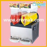 Dispensador de hielo pastoso grantia de café Máquina de lodo