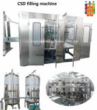 AUTOMATIC Carbonated Beverage soft drink Washing Filling Capping Filling Machine