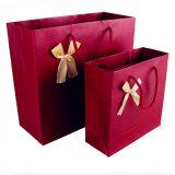 Impresión de encargo del bolso del regalo de la impresión de la bolsa de papel de cuatro colores