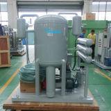 El purificador de petróleo electrostático del vacío de la sola etapa, desgasifica, deseca, quita las impurezas del aceite aislador rápidamente y con eficacia