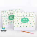 Farben-Papierdrucken-Tischkalender/neues Jahr-Geschenk