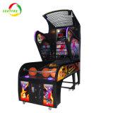 Pallacanestro premiata di divertimento del Kiddie di lotteria Sporting adulta di lusso dell'interno del campo da giuoco che corre la macchina del gioco della galleria
