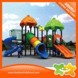 公園のための子供の運動場の遊園地装置のプラスチックスライド