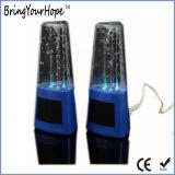 Altoparlanti del calcolatore del USB di funzione 2.0 della fontana di acqua di Dancing (XH-PS-212)