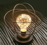 Lumière d'ampoule d'edsion de la décoration DEL d'ampoule d'Edison du cru A19 3W pour le mariage/festival