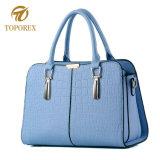 Fabricante continental Lady Sling bag bolsa de couro PU MULHERES