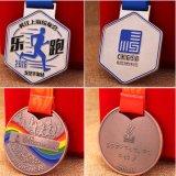Medaglia in lega di zinco su ordinazione del premio di sport di graduazione di alta qualità come il regalo e ricordo