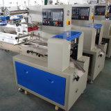 Macchina per l'imballaggio delle merci automatica del tovagliolo sanitario di flusso