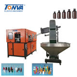 Yaova máquina de moldeo de soplado de plástico completamente automático de la botella del animal doméstico (YV-5000ML)