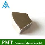 Магнит дуги N40m R47xr37X5.1 постоянный с материалом NdFeB магнитным