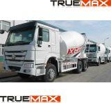 Super Truemax Marca do misturador de caminhão de concreto e Parte Superior