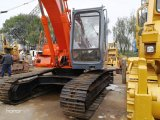 Usado a Hitachi Ex200-3 escavadeira hidráulica Hitachi 20ton E Xcavator do trator de esteiras