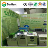 nécessaires portatifs d'énergie solaire d'éclairage à la maison de 150W picovolte