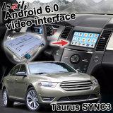 Percorso del Android 6.0 per il collegamento dello specchio del sistema Waze Yandex di sincronizzazione 3 SONY del Taurus del Ford
