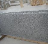 Brames/tuiles/partie supérieure du comptoir blanches de granit de peau de tigre de matériau de construction