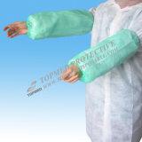 Cubierta plástica de la funda del brazo del PE, Líquido-Prueba de Oversleeves