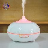 Madera eléctrico difusor de aceite esencial de aromaterapia ultrasónico