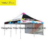 Normales weißes wasserdichtes Polyester-bewegliches Kabinendach-Zelt für Festzelt