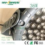 éclairage LED imperméable à l'eau extérieur de 36W IP65
