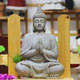 Nuova Buddha decorazione esterna Meditating della statua di 2018