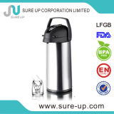 POT del caffè dell'acciaio inossidabile di prezzi di fabbrica con la fodera di vetro del Thermos (AGUP)