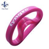 Wristband ecologico del silicone per i regali promozionali