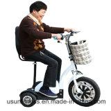 2017 최신 판매 Foldable 3 바퀴 전기 Scoote