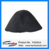 Wolle-geglaubter Hut-Kegel für Frauen und Männer