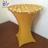 Toalha de designs de bordar pano de mesa elegante decoração de Casamento da Calha