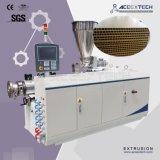 Raad die van de Deur van pvc WPC de Houten Plastic Brede Machine maken