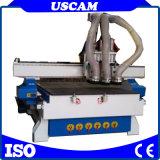 イタリアのルータースピンドルが付いているCNCの木版画機械