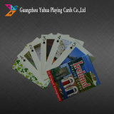 De douane Afgedrukte Kaarten die van de Pook van Speelkaarten Kaarten adverteren