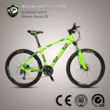 자전거 공장 27 속도 알루미늄 합금 유압 포크 산악 자전거