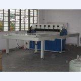 Machine de découpage d'échantillon de textile avec le Tableau rotatoire