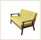 Mobilia moderna del salone del sofà del salotto