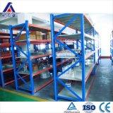 Suporte de Armazenamento de depósito provisório prateleiras ajustáveis e prateleiras