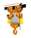 сверхмощная электрическая таль с цепью 20-25t для поднимаясь оборудования