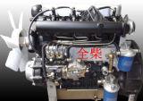 Motor diesel refrigerado por agua para bombas de agua. La lucha contra incendios, etc.