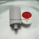 200 ml de Cirurgia Plástica garrafas de xampu HDPE oval com tampa Filp-Top