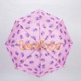 مطر صامد للريح سيدات مظلة أنّ يطوي نحو الأعلى
