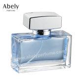 Best-Selling Vierkante Opgepoetste Fles van het Parfum van het Glas binnen het Lakken