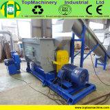 Sucata plástica de China que esmaga recicl a planta de lavagem de oferecimento da película do PE da fábrica de máquina