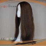 Parrucca Charming superiore di seta delle donne di stile (PPG-l-0504)