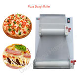 Anúncio publicitário rolo da massa de pão da pizza de 15 polegadas para a máquina da pizza do cozimento